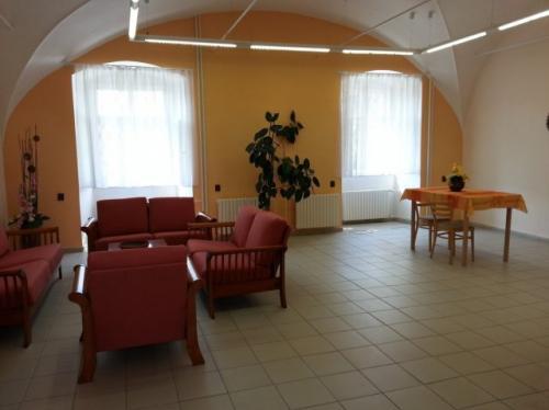 Návštěvní místnost