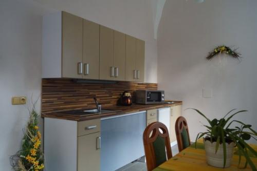 Kuchyňka uživatelů