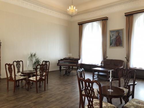 Historická místnost